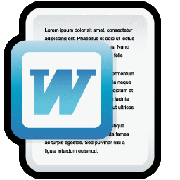 word doc icon